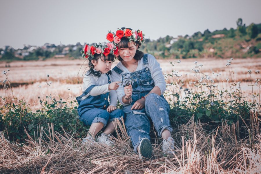 Being a mom with a mental illness